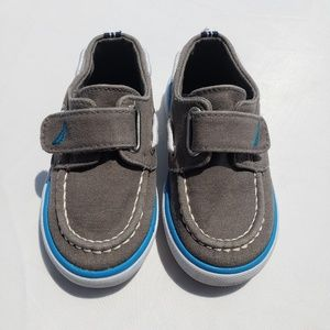 Nautica Slip On Loafers Size 6 Toddler Velcro